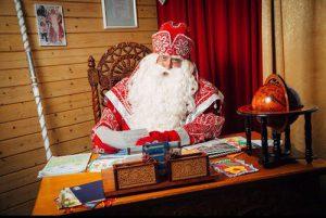 Аниматор Дед Мороз