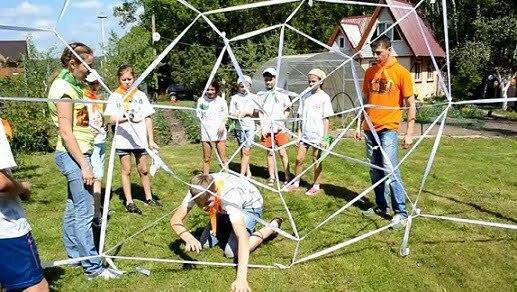 Квест Форт Боярд для детей