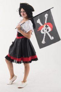 день рождения пираты